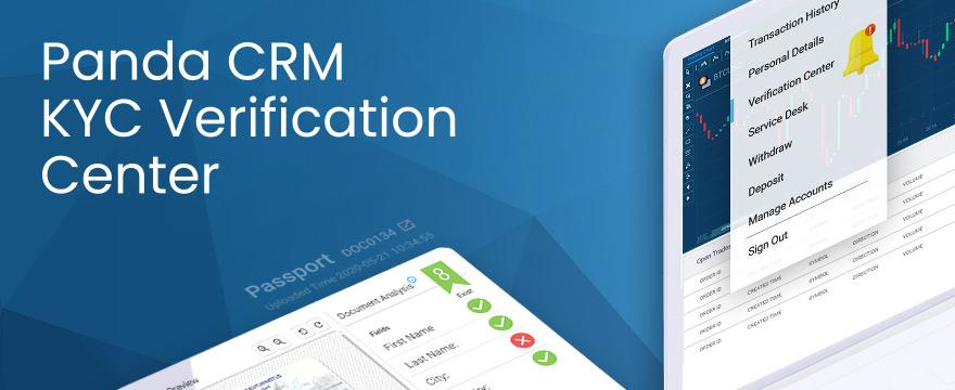 Panda CRM KYC Verification Center