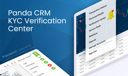 KYC Verification center by Panda CRM