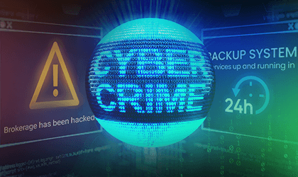 Backup Brokerage Systems in an Age of Cyber Crime