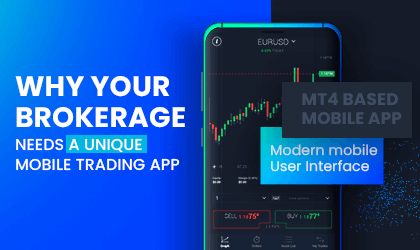 Why Your Brokerage Needs a Unique Mobile Trading App