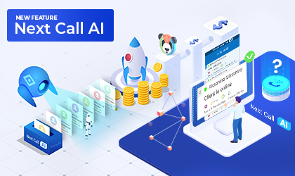 New PandaTS Next Call AI Module Increases Re-Deposits by 27%